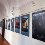 Výstava Václav Havel - Politika a svědomí na Univerzitě Palackého v Olomouci