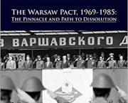 English edition of the book Varšavská smlouva 1969–1985. Vrchol a cesta k zániku