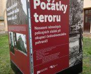 """Výstava """"Počátky teroru"""" v Litoměřicích"""
