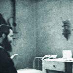 """V šuplíku nočního stolku se nacházel """"oltář"""", který se mohl kdykoliv zasunout, pokud hrozilo nebezpečí příchodu členů SNB. Zdroj: Archiv bezpečnostních složek"""