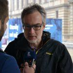 Václav Tollar (jeden z autorů výstavy) v rozhovoru pro ČRo