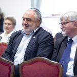 Představení knihy Jana Synka v Senátu 25.6.2020 (Foto Kancelář Senátu PČR)
