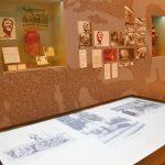 Pohled do expozice ReporTvář Julia Fučíka