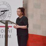 Markéta Kabůrková, kurátorka výstavy