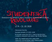 Výstava Studentská revoluce 1989 v Havlíčkově Brodě