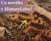 Co nového v HistoryLabu?