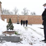 Ředitel Památníku Terezín Jan Roubínek