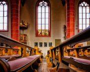 Přednáška Fenomén skryté církve a tajných svěcení