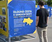Cestu k samostatné Ukrajině představí nová výstava