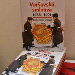 Prezentace knihy Varšavská smlouva, 30. června 2021