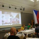 Přednáška historika a jednoho z autorů výstavy Libora Svobody