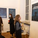 Výstava Havel. Politika a svědomí v Mazovském institutu kultury ve Varšavě