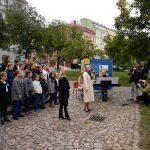 Za Městskou část Praha 2 výstavu zahájila starostka Jana Černochová.
