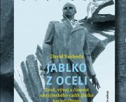 Ve spolupráci s nakladatelstvím Academia představíme knihu Jablko z oceli