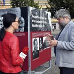 Výstava Počátky teroru na Praze 4