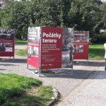 Výstava Počátky teroru