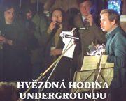 Vydali jsme sborník Hvězdná hodina undergroundu o Československu a undergroundu v letech 1976–1981